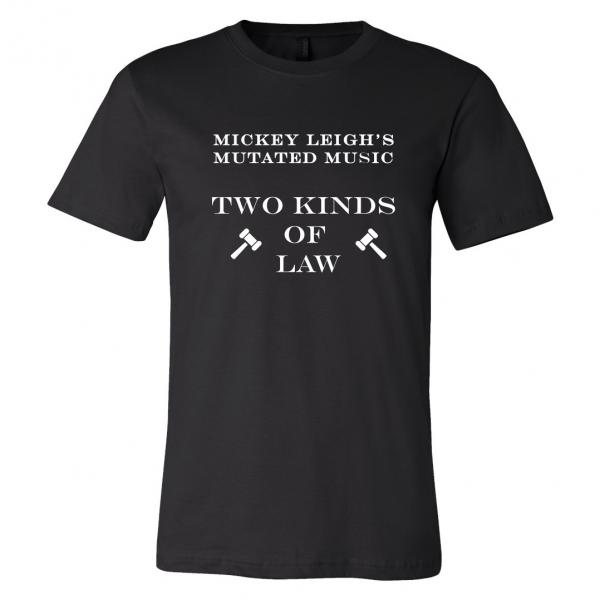Two Kinds of Law Album Tee